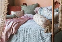 Bedroom decoration and other home decor / #boho #eclectic #vintage #bedroom #home #decor #style