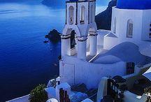 Mikonos , Santorini, Paros / Rinconicos de Grecia