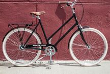 I Want To Ride My Bicycle  / by Lo