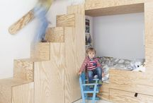 Gain de place / Space solutions 4 tiny or bigger appartments