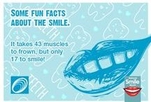 National Smile Month / Dental facts and tips