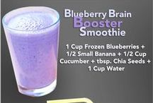 Smoothie Recipes / Awesome Smoothie Recipes