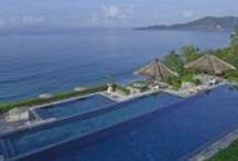 """Aman Resorts / """"Aman Resorts"""" c'est tout simplement une chaîne d'hôtels de luxe incroyable !"""