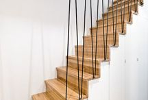 upSTAIRS / Staircases as ways of Life and Space solutions for lofts & co