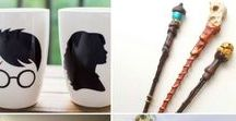 Harry Potter Crafts / These are some of the best Harry Potter crafts that I have found!