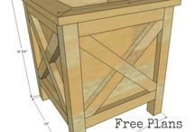 Bacs / Planters / Plant stand ... Buy or DIY