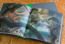 The Jungle Book / Book design and illustration for an illustrated hardcover book Mowgli's Brothers from Rudyard Kipling's The Jungle Book — NOW ON KICKSTARTER! Ends April 21, 2016. This is one of my favourite books to read at tea time!