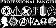 Fandoms and everything geeky