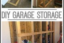 To do garage ?