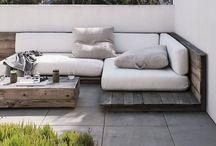 DIY meubles de jardin / outdoor furniture