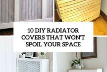 DIY Radiator cover