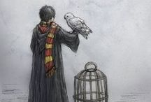 Art / Art inspired by the Harry Potter series, including drawings and digital art.