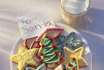 Cookies For Santa / Pin your tasty and yummy Christmas Cookies for Santa.