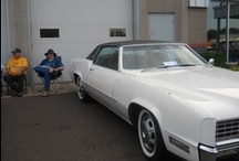 The '67 Eldorado! / My dad's prized possession!  The only thing he ever bought just for himself!