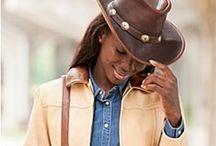 Dress Like A Cowgirl! / by Overland Sheepskin Co.
