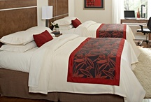 Bedding - Hotel Furniture / A small glimpse into our bedding options for all your hotel bedding and furniture needs.  See more options and get a free quote here http://www.hospitalitydesigns.com/contact/.