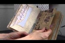 ALTERED BOOKS,IDEAS & INSPIRATION