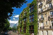Green Walls - Exterior