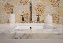 Mid-Century Florida Residence: Master Bath