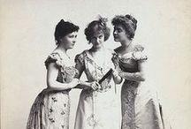 Belle epoque/ Edwardian fashion