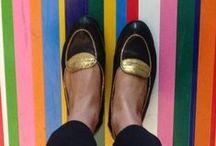 Silvina Moreno - Shoe Designer / Zapatos de cuero, totalmente cortados a mano. Modelos únicos.