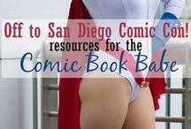 Comic Con / For all of your Con needs!