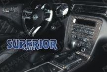 Ford Mustang Dash Kits / Our Available Dash Kit Options For The Ford Mustang