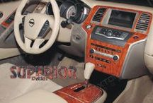Nissan Murano Dash Kits / Our Available Dash Kit Options For The Nissan Murano