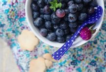 Kids ♥ Blueberries! / FreshKids love BLUEBERRIES!! We believe in a happy and healthy world for kids!
