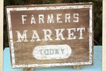 Kids ♥ Farmers Markets! / FreshKids love to visit FARMERS MARKETS! We believe in a happy and healthy world for kids!