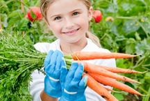 Gardens for Kids ❤️ / FreshKids love planting and growing EDIBLE SCHOOL GARDENS!! We believe in a happy and healthy world for kids!   / by FreshKids