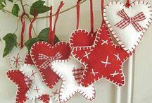 Vianoce - dekorácie, stromčeky,ozdoby
