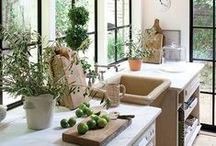 Moms ❤️ Kitchen Design / Fresh kitchen inspirations for a simple, clean, healthy lifestyle.
