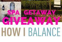 "GIVE-AWAY ""How I Balance"" Get-Away / FreshKids honors moms with a ""How I Balance"" Spa Get-Away Give-Away. For more information @wearefreshkids"