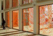 Windows / Environmental Design, Window Application Ideas