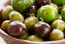 "Olive Oil & Olives. / ""The health benefits of olive oil are unrivaled, and research reveals more benefits nearly every day. In fact, we are only just beginning to understand the countless ways olive oil can improve our health, and our lives."""