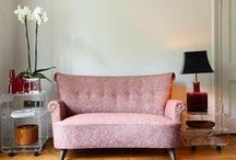 Spaces | Living Room / Lovely living rooms make for lovely lives. Some of our favourite ideas!