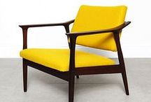 Style | Yellow / A splash of yellow brightens any room