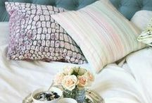 Layer | Soft Furnishings / For those days when only snuggling will do