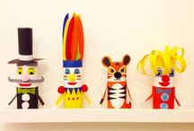 Mes DIY enfant / Toutes mes créations réalisées avec ou pour mon enfant. Des idées de DIY sympathiques, déco, ludiques, pédagogiques...
