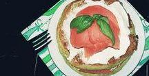 My savory / Focaccia, pane, waffles, rosticceria e piatti salati