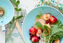 Veggie Food & Drinks