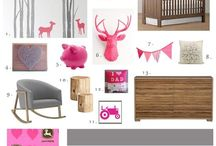 Beautiful Kids' Spaces / Kids room/playroom decor styles including organization