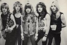Classic Heavy Metal Bands