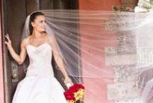Blushing Deering Brides / Beautiful Deering Estate Brides