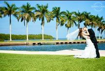 Deering Estate at Cutler Weddings / Three beautiful areas are privately yours when you book your wedding at the Deering Estate. You receive the Front Lawn, Courtyard, and the first floor of the Stone House..