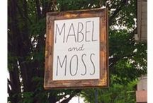 Mabel and Moss / Established in 2009, Mabel and Moss is nestled in a historic, eclectic area of Louisville KY known as the Original Highlands. We offer new clothing and handmade items from independent makers. Apparel selection features a mix of contemporary and vintage inspired styles from the U.S. and abroad. We also carry a small curated selection of vintage clothing for eras ranging from the 1950s-1970s. Formerly Pink Door Boutique. Find us on instagram; @mabel.and.moss / 502.584.0010