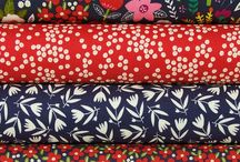 Fabric, Buttons, Embroidery