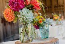 Inspiration for Garden Weddings