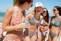 Vineyard Vines - Women / Bring out your prep with the Vineyard Vines women's collection! They design everything from comfy cotton shirts to dresses for weddings and fun beach totes.  http://www.dariensport.com/brands/Vineyard-Vines.html